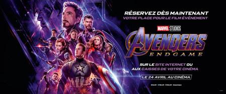 Les préventes Avengers:Endgame sont ouvertes!!!
