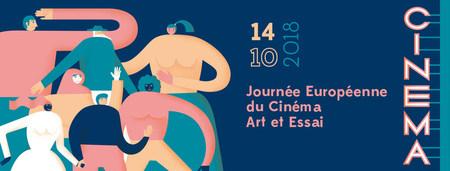 Journée européenne du Cinéma d'Art et d'Essai - Dimanche 14 octobre 2018
