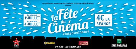 Le Rex participe à la Fête du Cinéma du 1er au 4 juillet 2018