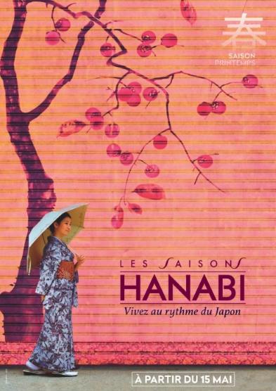 Les Saisons Hanabi du 15 au 21 mai 2019