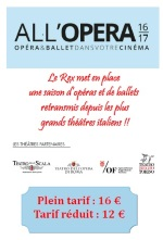 Programme OPÉRA-Ballet 2016/2017