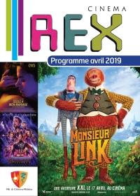 Programme Avril 2019
