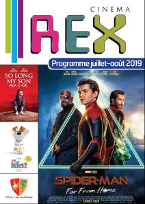Programme Juillet-Août 2019