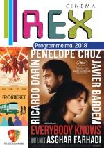 Programme de Mai 2018