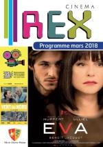 Programme de Mars 2018