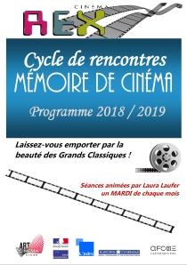 Mémoire de Cinéma