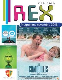 Programme Novembre 2018