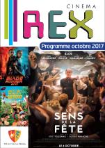 Programme d'Octobre 2017
