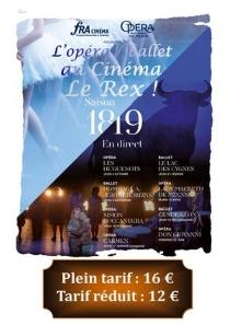Opéra-Ballet 2018-2019