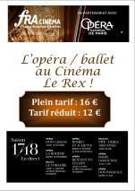 Saison 2017-2018 Opéra-Ballet