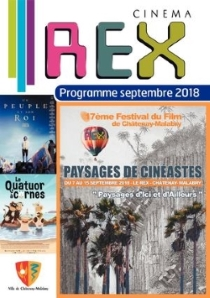 Programme de Septembre 2018