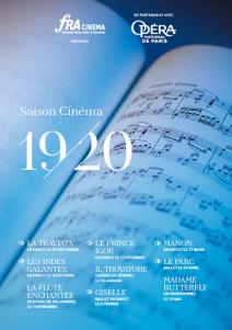 Opéra SAISON 2019/2020