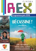 Programme de Juin 2018