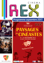 Programme Septembre 2017
