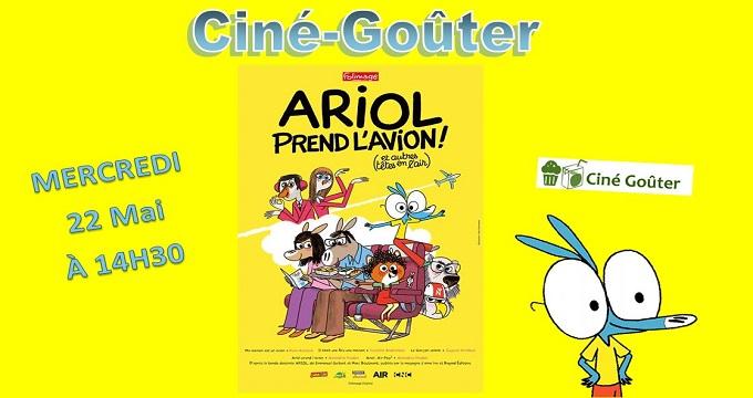 Photo du film Ariol prend l'avion (et autres têtes en l'air)